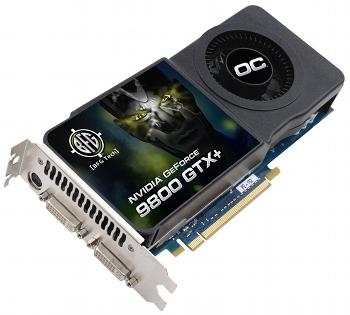 BFG NVIDIA GeForce 9800 GTX+ OC 1GB PCIe 2.0
