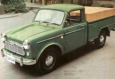 Datsun  1200  PICK-UP  223