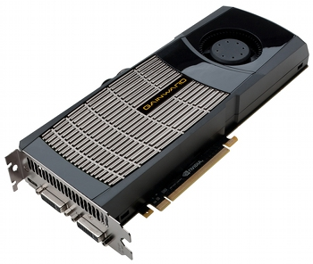 Gainward GeForce® GTX480 1536MB GDDR5