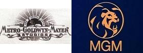 MGM logos