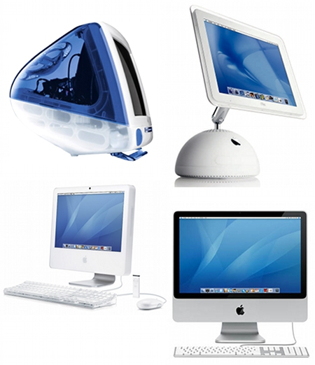 iMac History