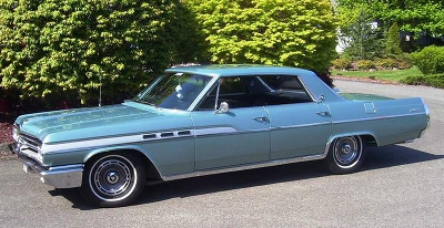 1963 Buick Wildcat 4 Door Hardtop