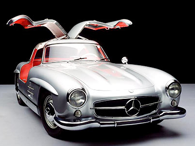 Mercedes 300SL «Gullwing»