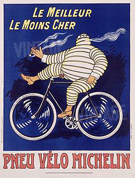 реклама Michelin