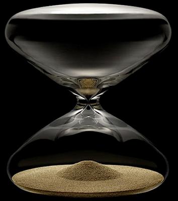 Ikepod Hourglass