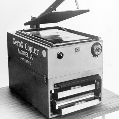 Xerox Model A