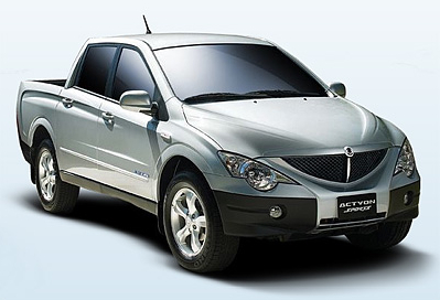 SsangYong Action Sport