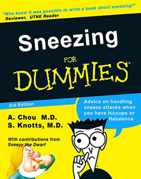 Sneezing For Dummies
