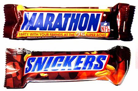 Snickers Marathon
