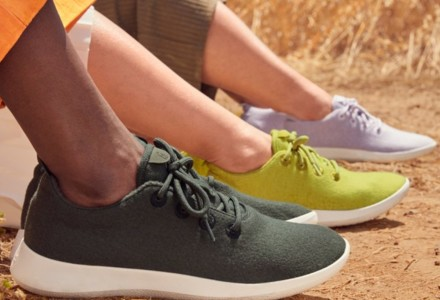 Allbirds выходит за пределы обувного рынка