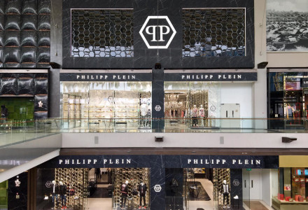 Philipp Plein открыл магазин в Marina Bay Sands Resort в Сингапуре