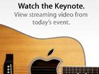 Новые iPod, iTV и прочие вкусности