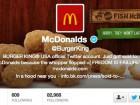 Был взломан twitter-aккаунт Burger King