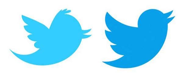 лого twitter: