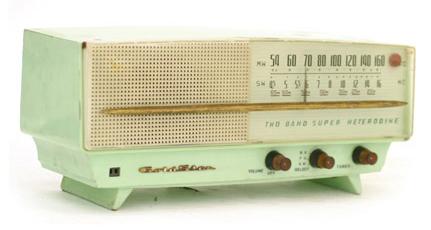 Радиоприёмник Goldstar A-501