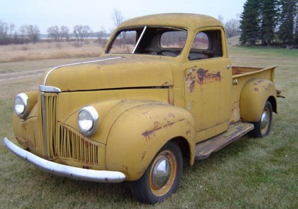 Studebaker M5, 1948 год