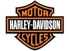 Harley-Davidson. Мотоцикл за тату