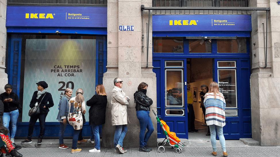 IKEA City Store - магазин городского формата