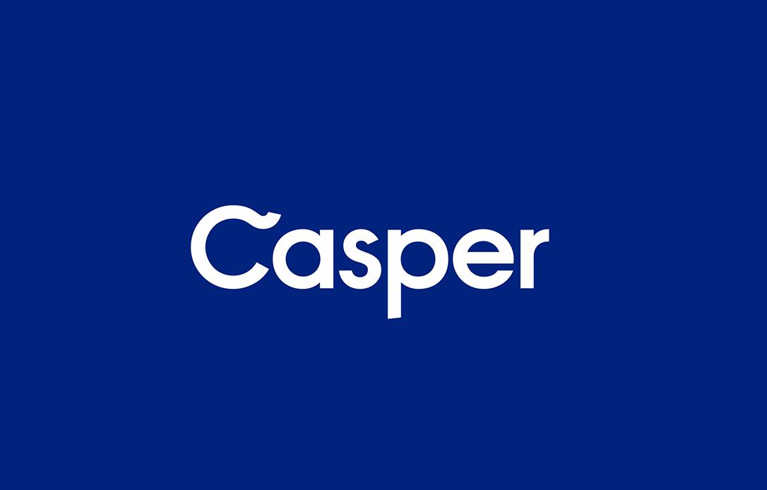 логотип Casper