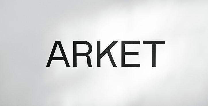 Arket logotype