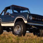 Возрождение классического Ford Bronco — возвращение легенды