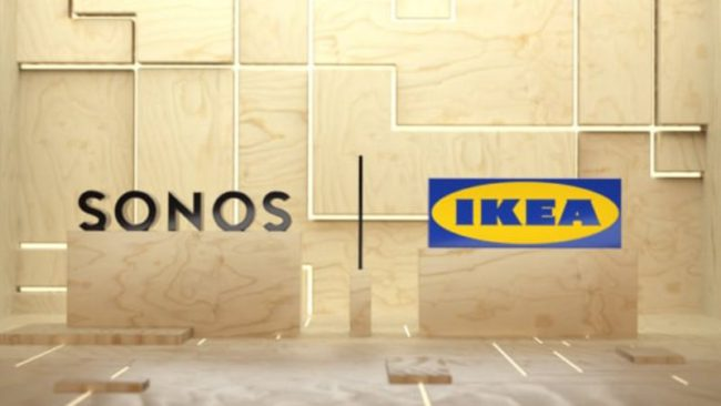 Sonos and Ikea