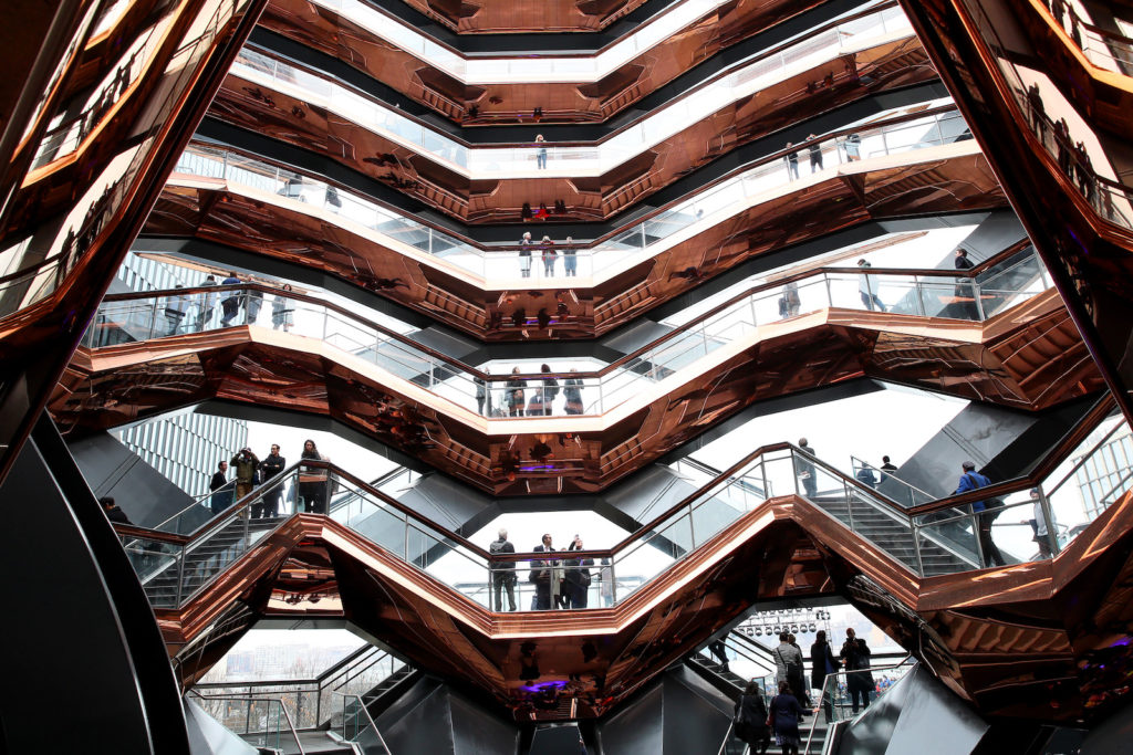 Hudson Yards, The Vessel