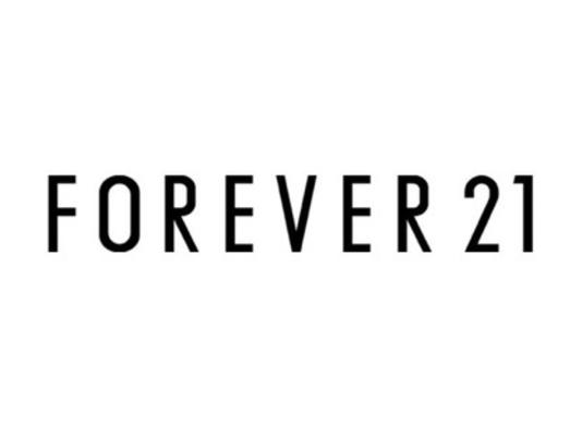 Forever 21 логотип