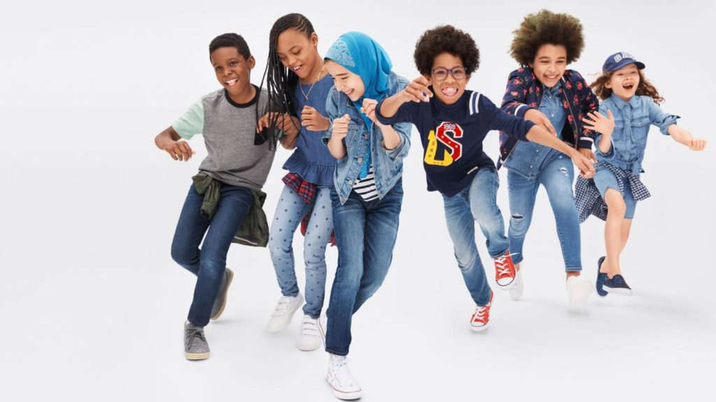 Gap back to school
