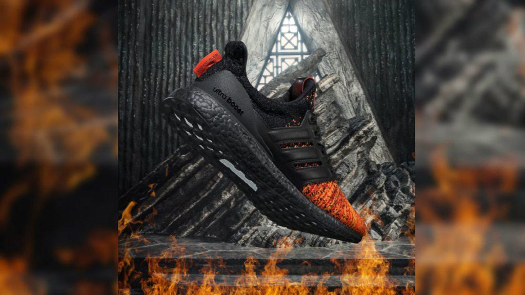 Adidas Игры престолов