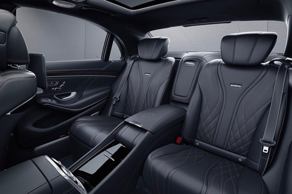 Mercedes-AMG seats