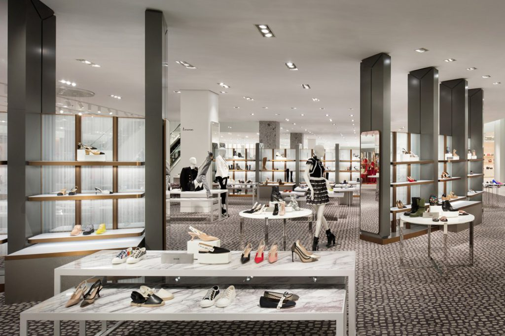 Neiman Marcus in Hudson Yards