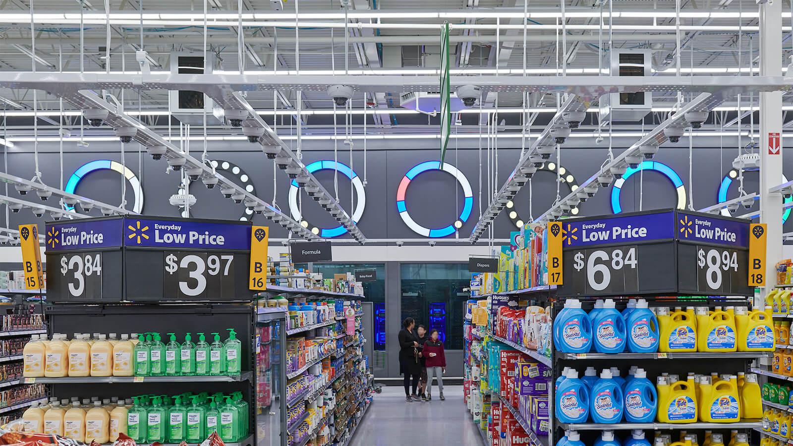 Intelligent Retail Lab