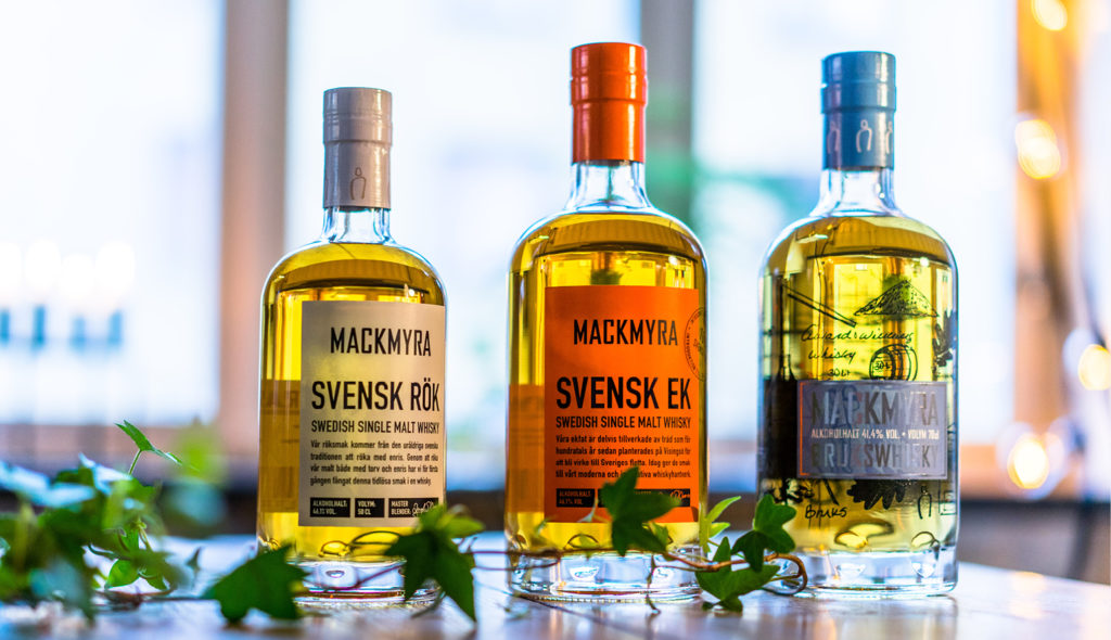 Mackmyra Whiskey