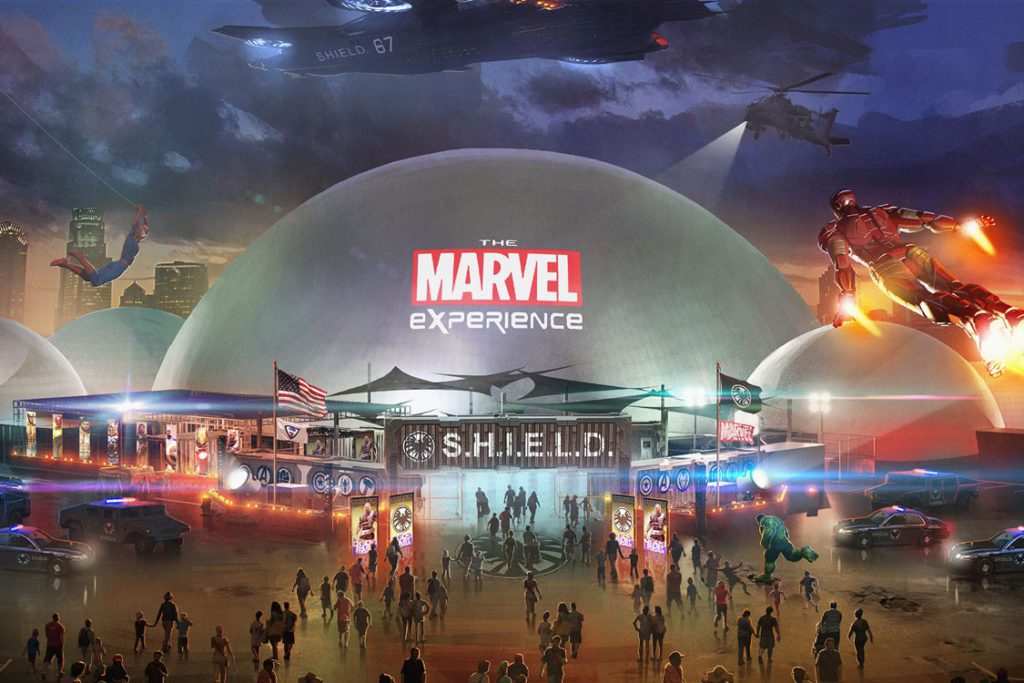 Disney Marvel Park