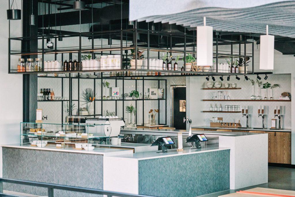 Lululemon ресторан