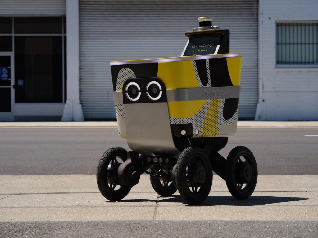 postmates-robot