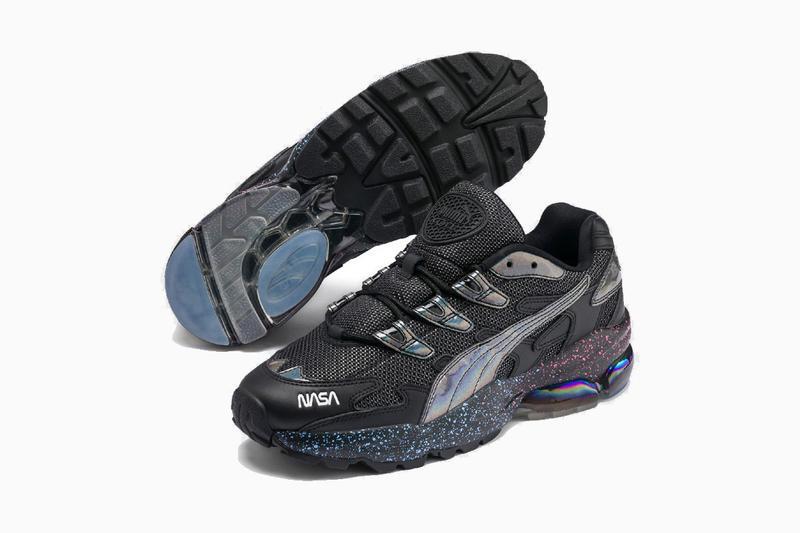 NASA Puma кроссовки