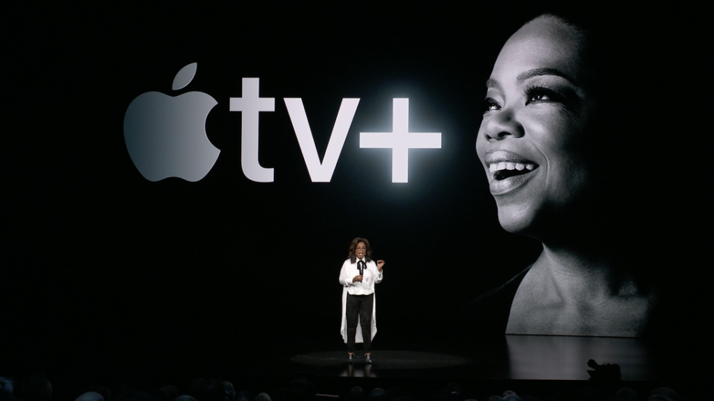 Oprah Apple TV plus
