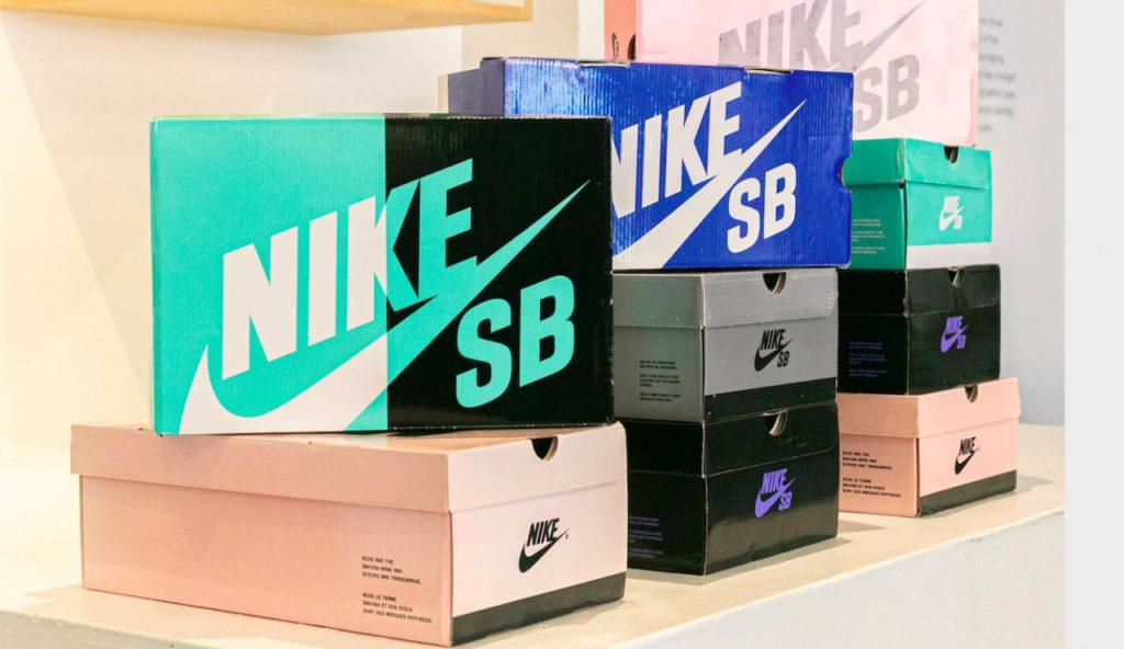 SB Dunk от Nike