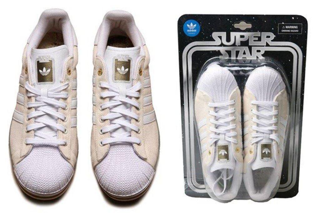 Adidas Yoda Superstars
