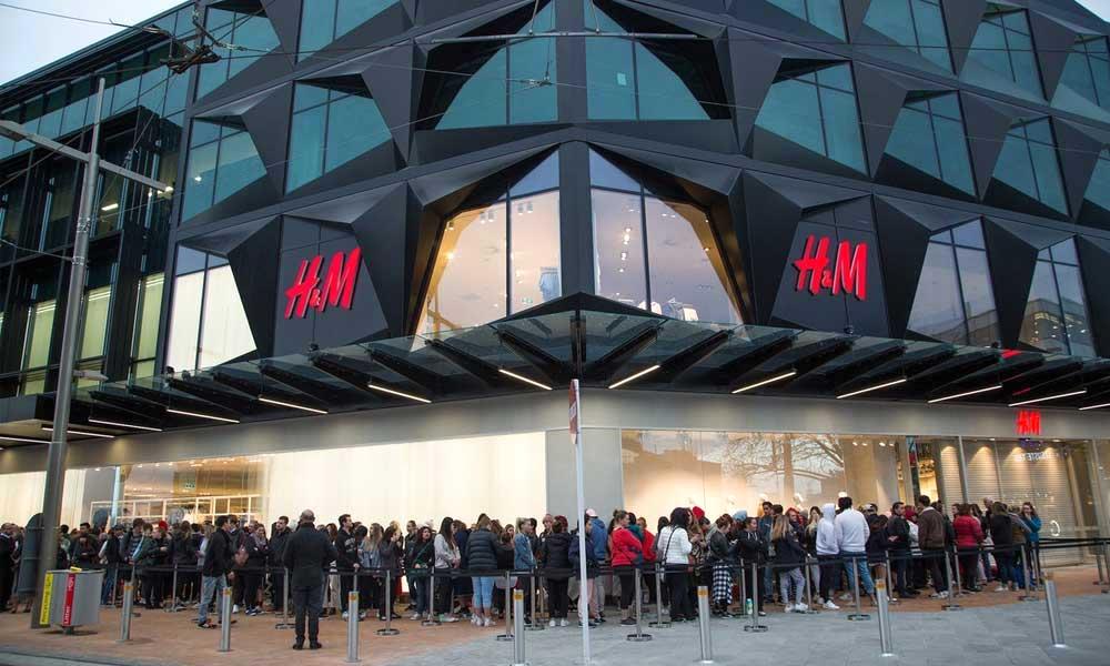 В магазинах H&M появится одежда других брендов