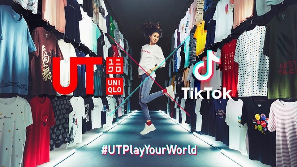 UNIQLO UT and TikTok