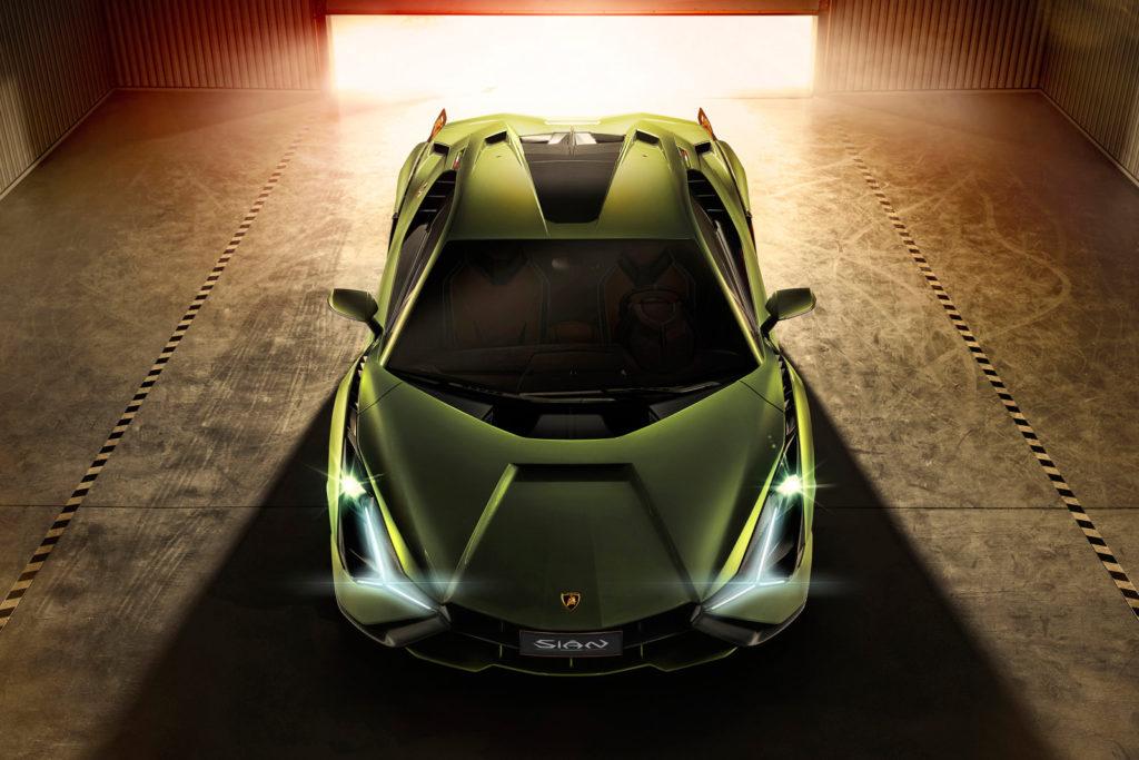 Lamborghini 819HP Sián