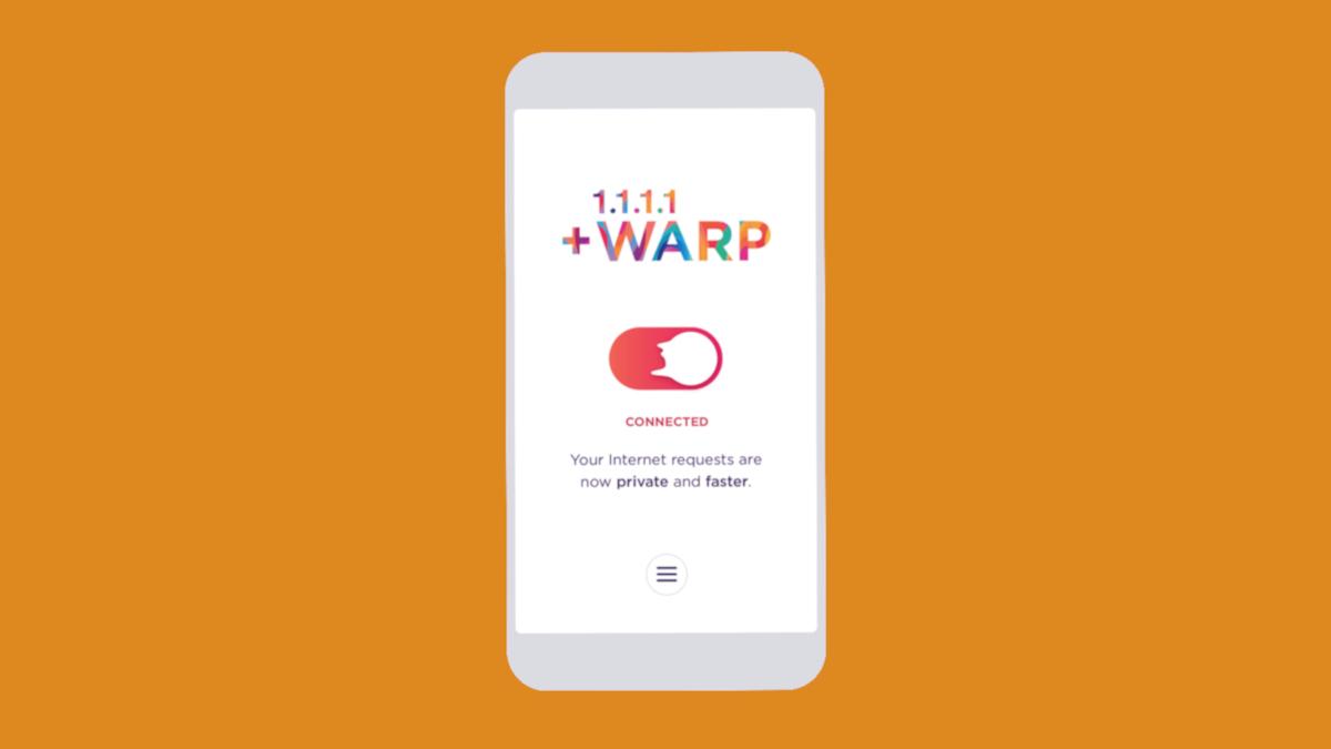 Бесплатный VPN-сервис Warp от Cloudflare