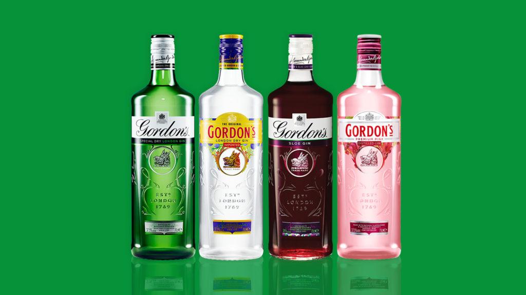 Джин Gordon's