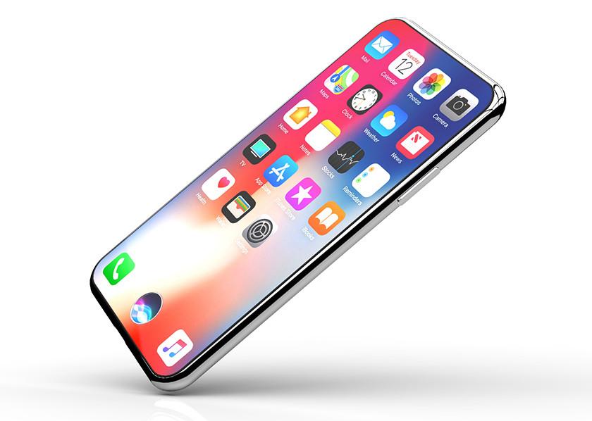 Apple 2020 iPhone 12 рендер Miloš Toman