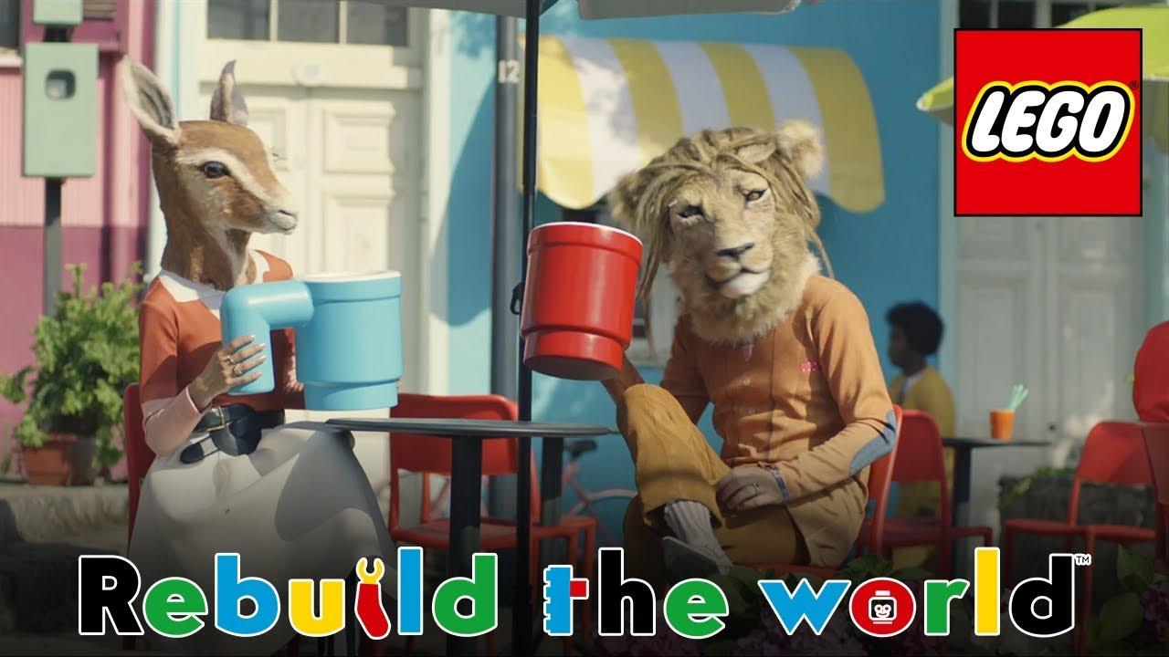 Rebuild the World
