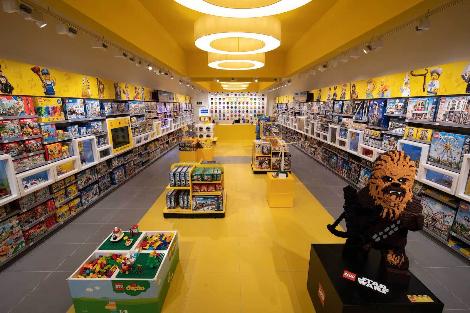Lego магазин