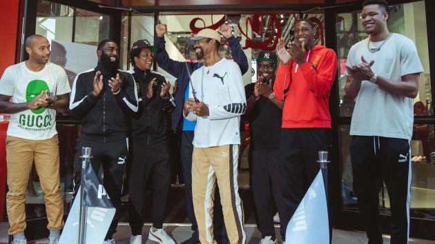 Puma стала партнёром хип-хоп исполнителя Jay-Z